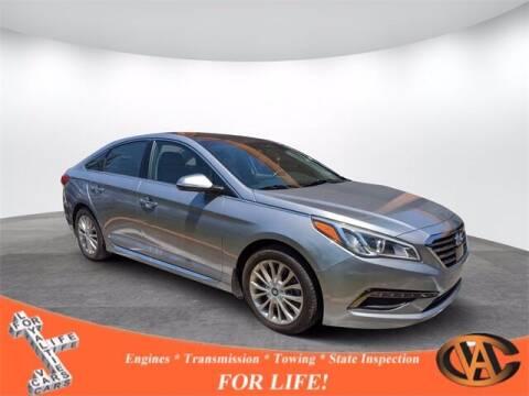 2015 Hyundai Sonata for sale at VA Cars Inc in Richmond VA