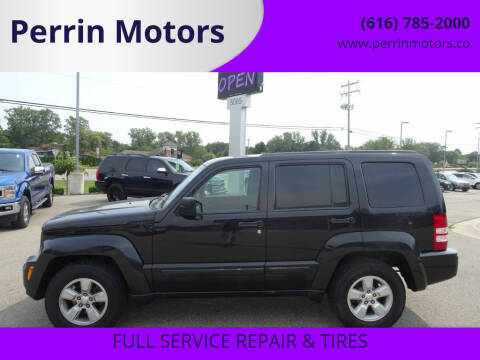 2010 Jeep Liberty for sale at Perrin Motors in Comstock Park MI