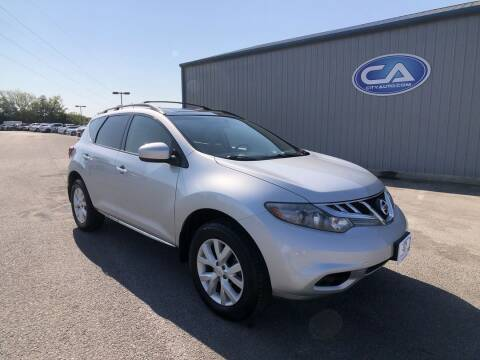 2011 Nissan Murano for sale at ADKINS CITY AUTO in Murfreesboro TN