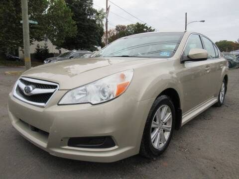 2010 Subaru Legacy for sale at PRESTIGE IMPORT AUTO SALES in Morrisville PA