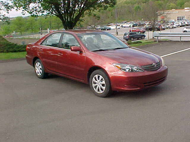 2002 Toyota Camry for sale at North Hills Auto Mall in Pittsburgh PA