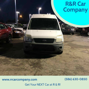 2010 Ford Transit Connect for sale at R&R Car Company in Mount Clemens MI