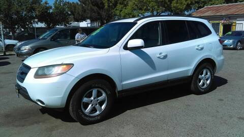 2008 Hyundai Santa Fe for sale at Larry's Auto Sales Inc. in Fresno CA