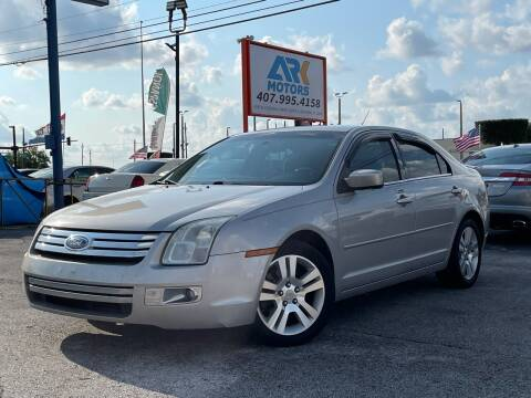 2008 Ford Fusion for sale at Ark Motors LLC in Orlando FL