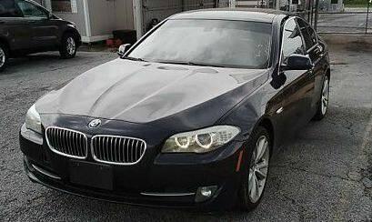 2013 BMW 5 Series for sale at Klassic Cars in Lilburn GA