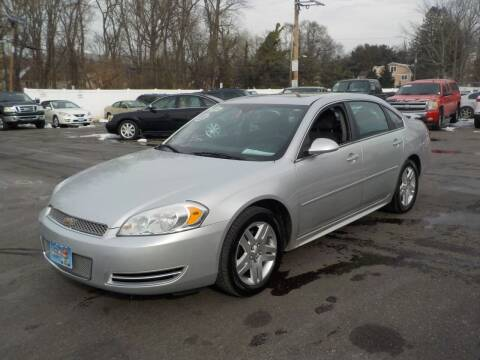 2012 Chevrolet Impala for sale at United Auto Land in Woodbury NJ