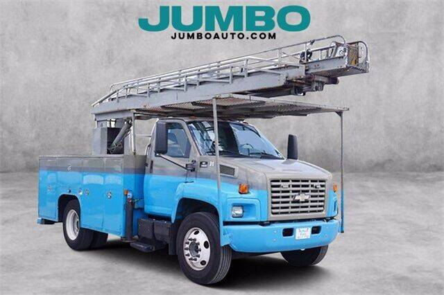 2005 Chevrolet C6500 for sale at Jumbo Auto & Truck Plaza in Hollywood FL