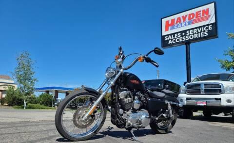 2014 Harley-Davidson Sportster XL1200V Seventy-Two for sale at Hayden Cars in Coeur D Alene ID
