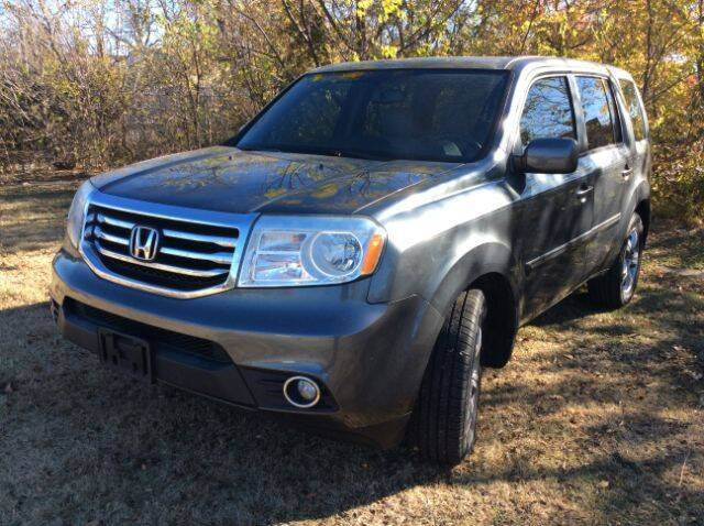 2013 Honda Pilot for sale at Allen Motor Co in Dallas TX