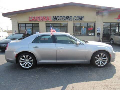 2018 Chrysler 300 for sale at Cardinal Motors in Fairfield OH