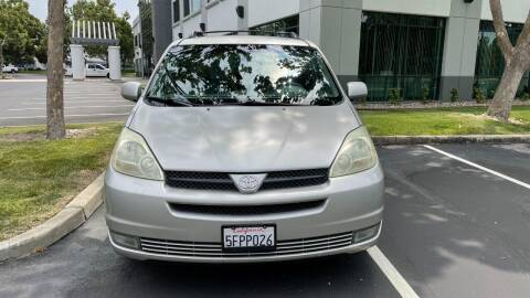 2004 Toyota Sienna for sale at Hi5 Auto in Fremont CA