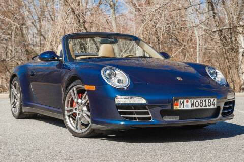 2012 Porsche 911 for sale at Vantage Auto Wholesale in Lodi NJ