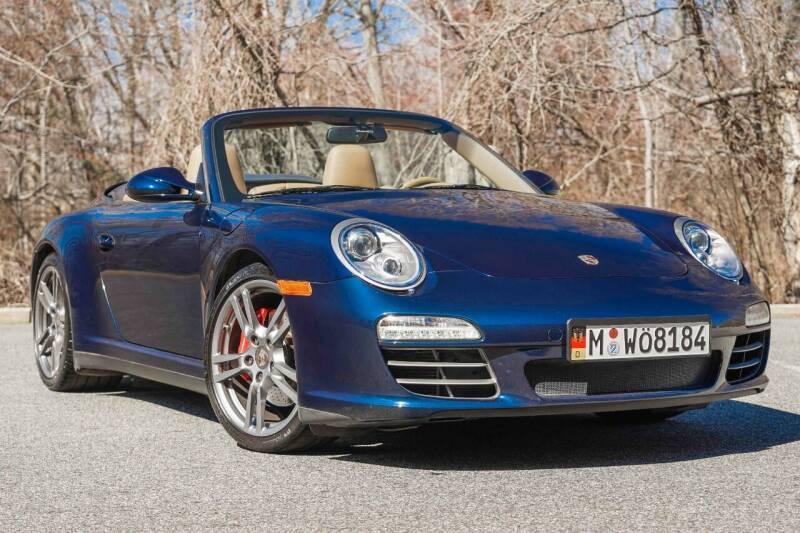 2012 Porsche 911 for sale at Vantage Auto Wholesale in Lodi NJ