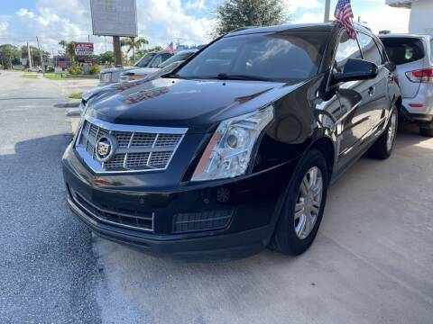 2010 Cadillac SRX for sale at ROCKLEDGE in Rockledge FL