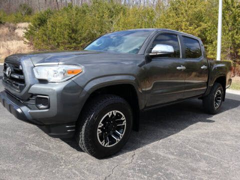 2016 Toyota Tacoma for sale at RUSTY WALLACE KIA OF KNOXVILLE in Knoxville TN