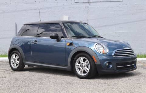 2011 MINI Cooper for sale at No 1 Auto Sales in Hollywood FL