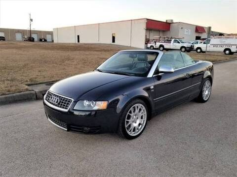 2006 Audi S4 for sale at Image Auto Sales in Dallas TX