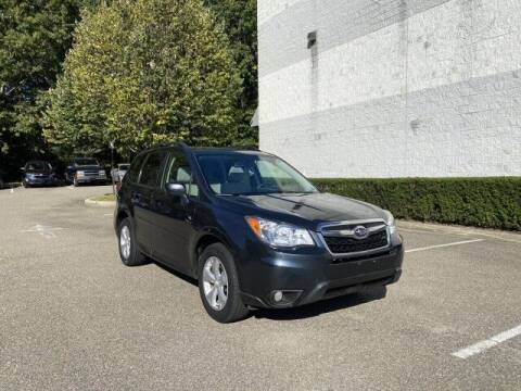 2014 Subaru Forester for sale at Select Auto in Smithtown NY