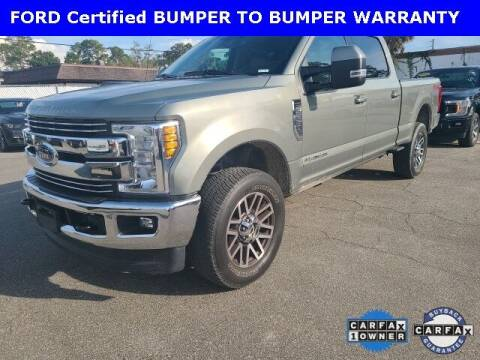 2019 Ford F-250 Super Duty for sale at PHIL SMITH AUTOMOTIVE GROUP - Tallahassee Ford Lincoln in Tallahassee FL