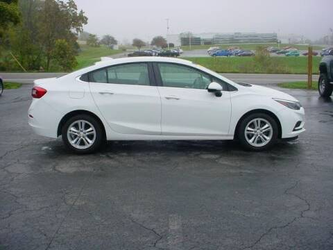 2018 Chevrolet Cruze for sale at Westview Motors in Hillsboro OH