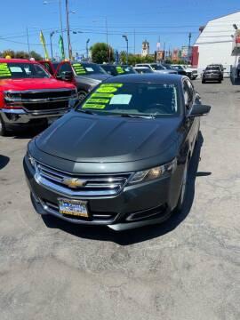 2014 Chevrolet Impala for sale at LA PLAYITA AUTO SALES INC - 3271 E. Firestone Blvd Lot in South Gate CA