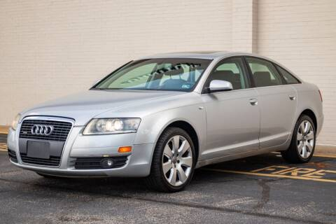 2007 Audi A6 for sale at Carland Auto Sales INC. in Portsmouth VA