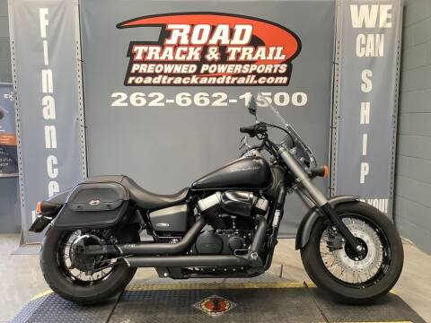 2013 Honda Shadow Phantom for sale at Road Track and Trail in Big Bend WI
