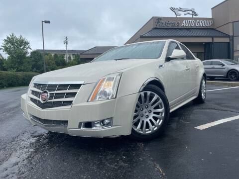 2010 Cadillac CTS for sale at FASTRAX AUTO GROUP in Lawrenceburg KY