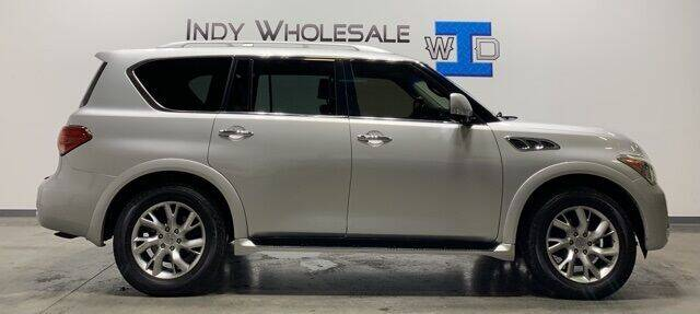 2012 Infiniti QX56 for sale at Indy Wholesale Direct in Carmel IN