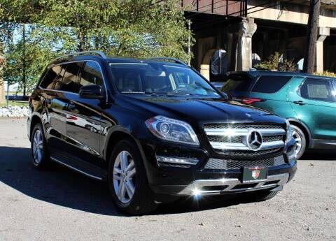 2013 Mercedes-Benz GL-Class for sale at Cutuly Auto Sales in Pittsburgh PA