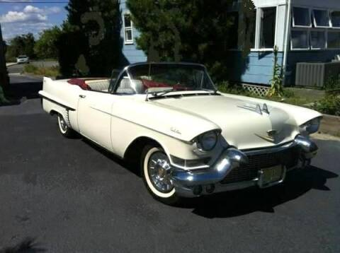 1957 Cadillac DEVILLE WANTED!!! for sale at Black Tie Classics in Stratford NJ