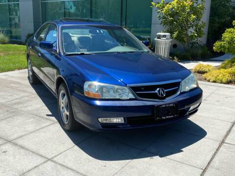 2002 Acura TL for sale at Top Motors in San Jose CA
