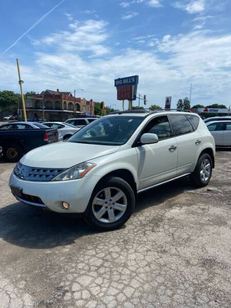 2007 Nissan Murano for sale in Milwaukee, WI