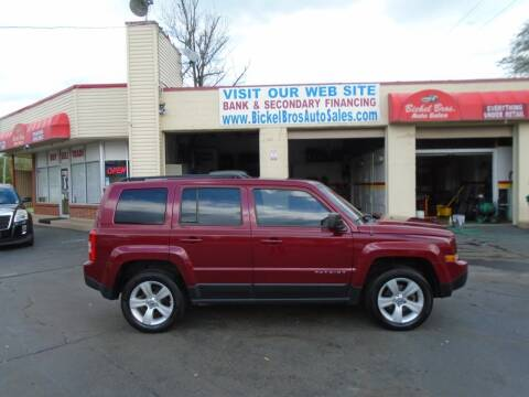 2013 Jeep Patriot for sale at Bickel Bros Auto Sales, Inc in Louisville KY
