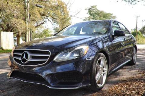 2014 Mercedes-Benz E-Class for sale at INTERNATIONAL AUTO BROKERS INC in Hollywood FL