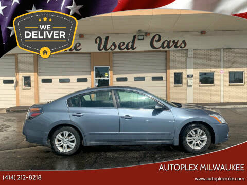 2010 Nissan Altima for sale at Autoplex Milwaukee in Milwaukee WI