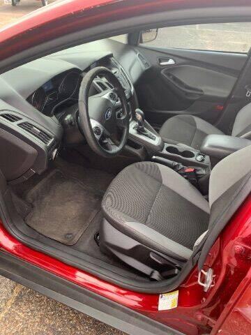 2014 Ford Focus SE 4dr Hatchback - Waco TX