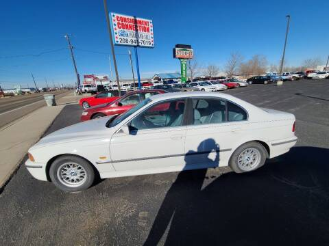 1997 BMW 5 Series for sale at HUM MOTORS in Caldwell ID