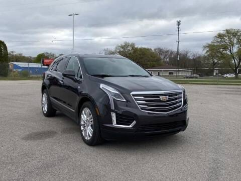 2017 Cadillac XT5 for sale at Betten Baker Preowned Center in Twin Lake MI