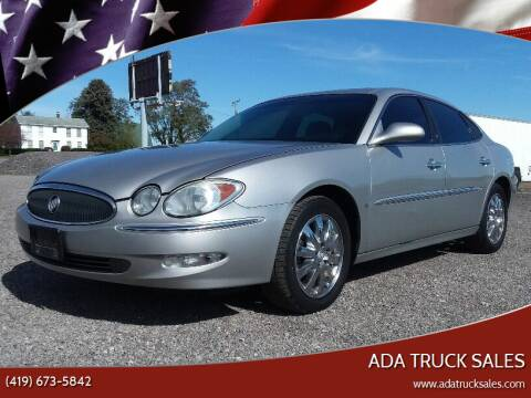 2007 Buick LaCrosse for sale at Ada Truck Sales in Ada OH