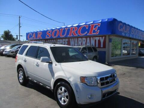 2012 Ford Escape for sale at CAR SOURCE OKC in Oklahoma City OK