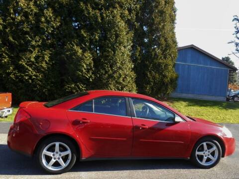 2007 Pontiac G6 for sale at CARS II in Brookfield OH
