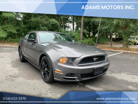 2014 Ford Mustang for sale at Adams Motors INC. in Inwood NY