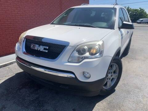 2011 GMC Acadia for sale at Cars R Us in Indianapolis IN