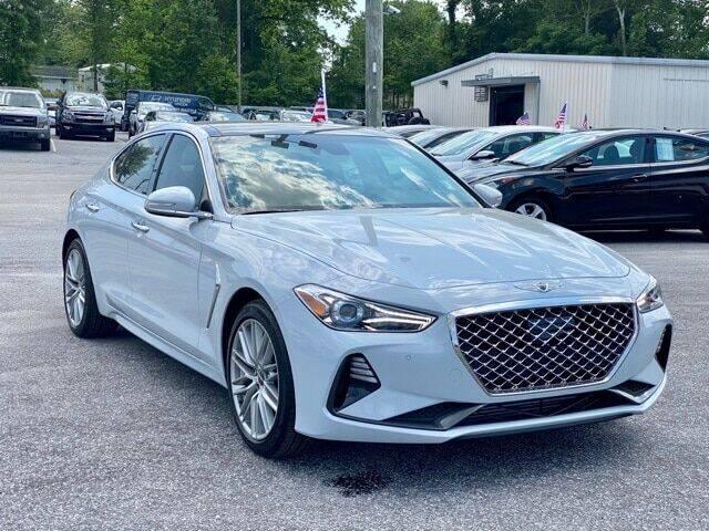 2021 Genesis G70 for sale in Greer, SC
