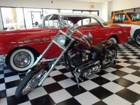 2003 Steel Horse Chopper for sale at TAPP MOTORS INC in Owensboro KY