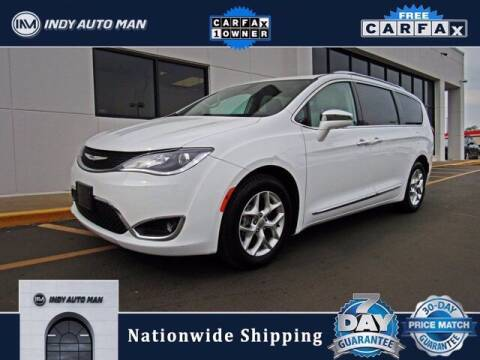 2020 Chrysler Pacifica for sale at INDY AUTO MAN in Indianapolis IN