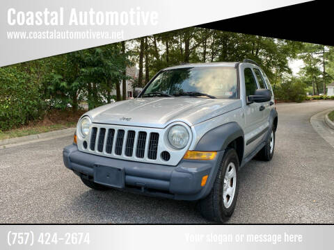 2006 Jeep Liberty for sale at Coastal Automotive in Virginia Beach VA