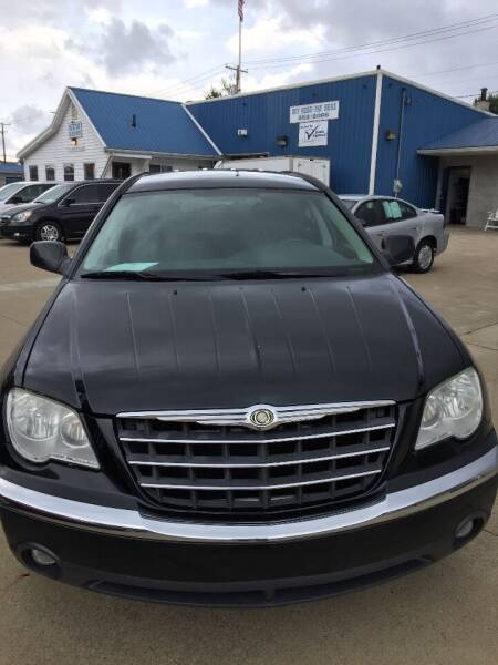2007 Chrysler Pacifica for sale at New Rides in Portsmouth OH