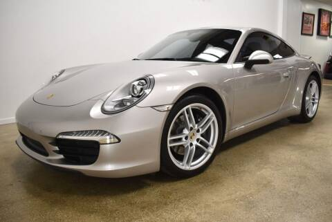 2012 Porsche 911 for sale at Thoroughbred Motors in Wellington FL